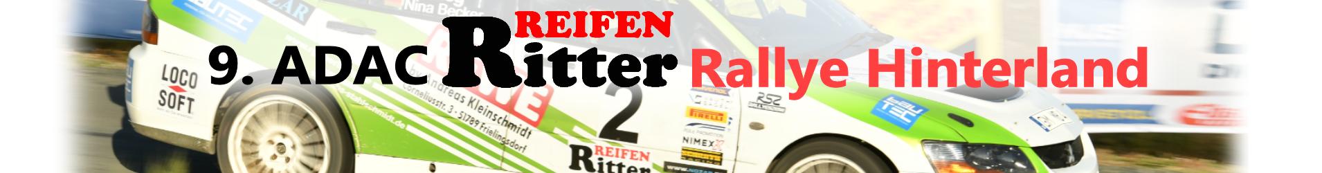 Rallye-Hinterland